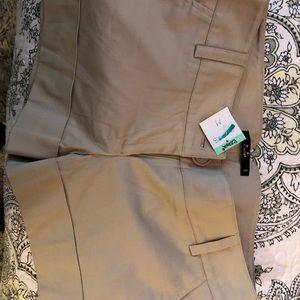Papaya Khaki Shorts